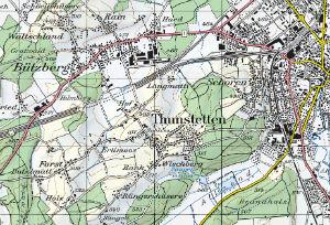 Ortsplanungsrevision – Naturreservat Thunstetten