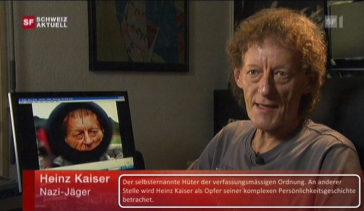 Heinz Kaiser – Der selbsternannte Nazi-Jäger