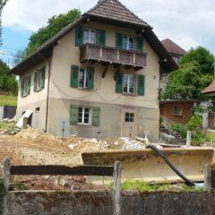 Umbau KITA Sonnhaldestrasse 8, 4922 Bützberg. Stand 29.05.2014