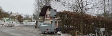 Radarblitzer Solothurnstrasse, 4922 Bützberg