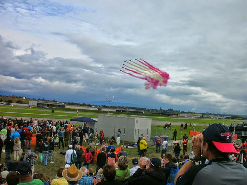 AIR14 in Payerne
