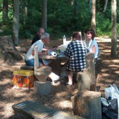 Grillfest vom 16. Juli 2006 in Thunstetten