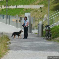 Besuch im BärenPark Bern am 14.09.2010
