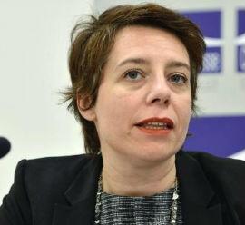 SP-Stadträtin Sandrine Salerno