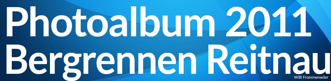 Photoalbum Bergrennen Reitnau 2011 - Willi Frommenwiler